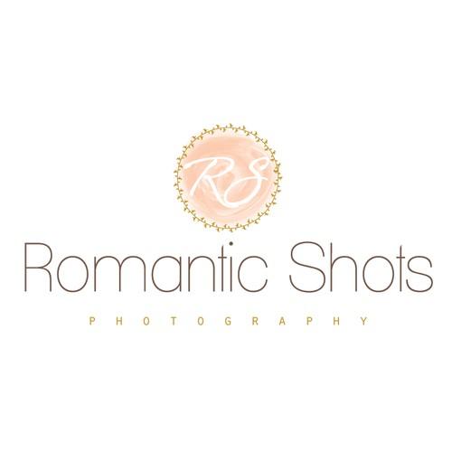 logo for Romantic Shots Photography
