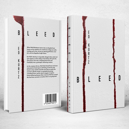 Book Cover for Bleed