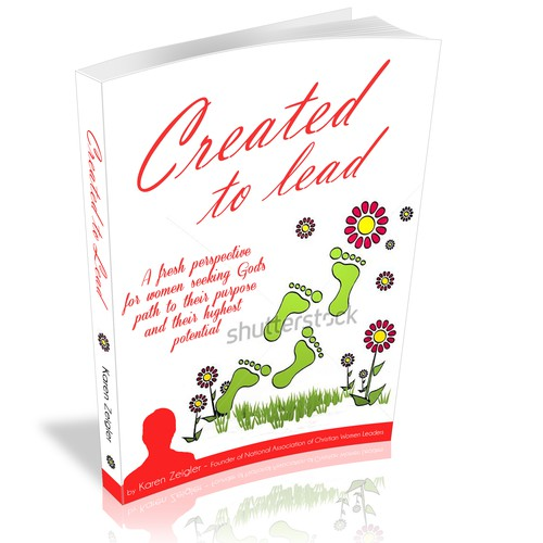 Created to Lead Book Cover