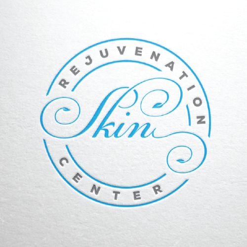 Luxury beauty spa logo