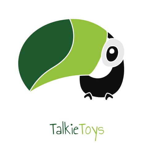 Logo For a Toy Company