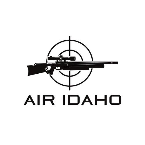 Air Idaho logo