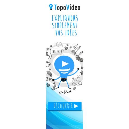 Topo Video Banner