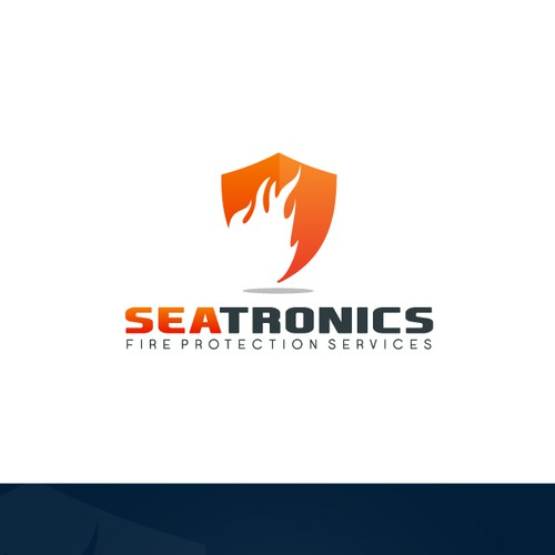 Seatronics Fire Protection Services - Winning Design