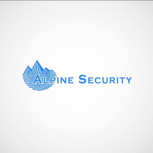 Need an exciting, bold, & simple design capturing the Alpinist Spirit for a leading Information Security provider