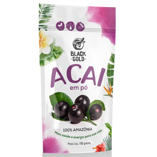 BLACK GOLD - ACAI BERRY