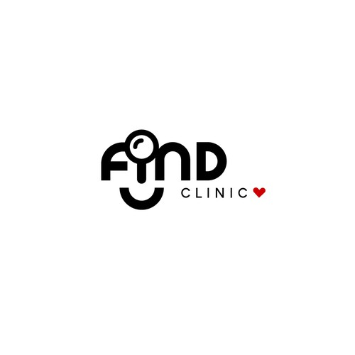 Find Clinic logo concept