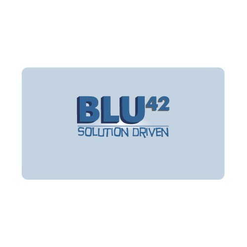 Create the next logo for Blu42