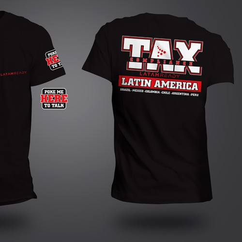R-shirt for Tax compliance