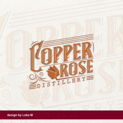 Copper rose distilery