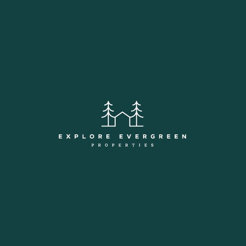Explore Evergreen Properties Logo
