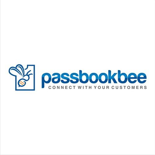 Logo design for passbookbee