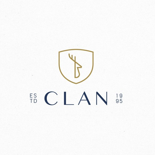 CLAN brand Identity