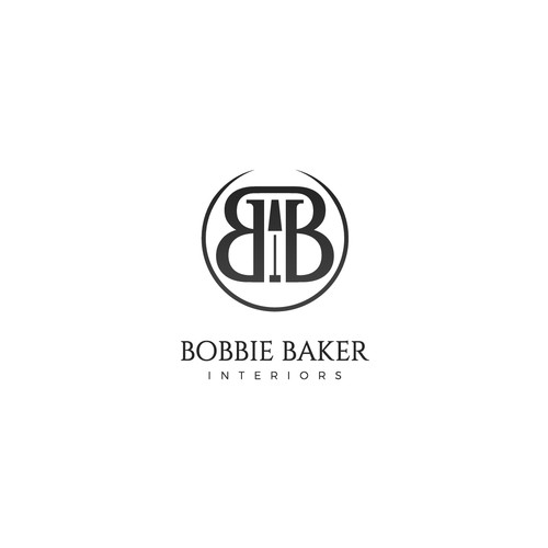 Bobbie Baker Interiors - Logo Design
