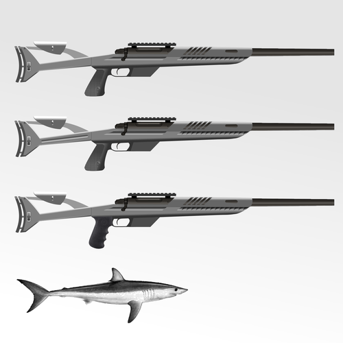 """Shark"" tactical rifle"