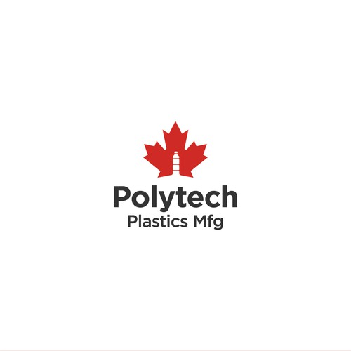 logo conceps for plastic company