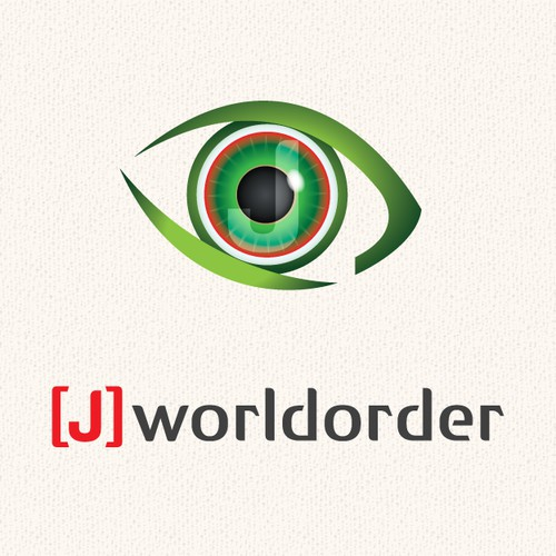 Design a logo for the upcoming [J]worldorder