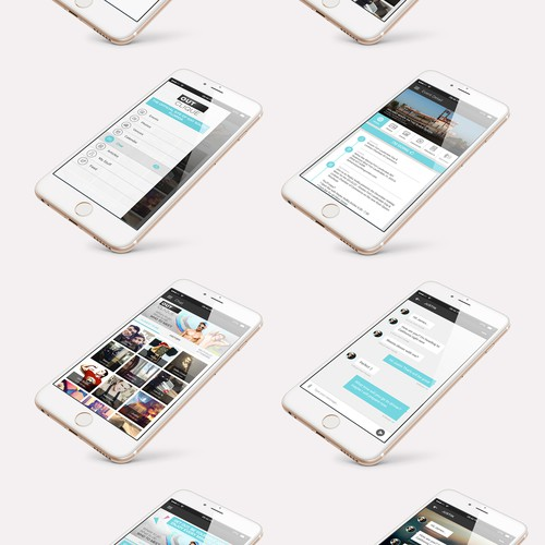 Redesign Fast Growing Mobile App