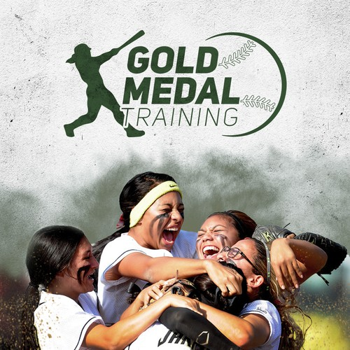 Logo Design - Gold Medal Training