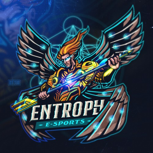 Logo for Entropy E-sports