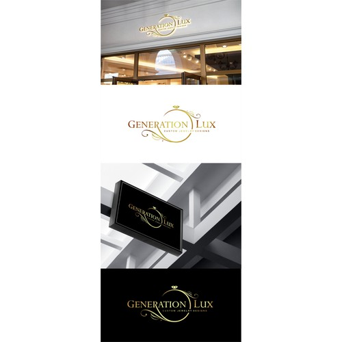 Sophisticated Luxury logo for Generation Lux