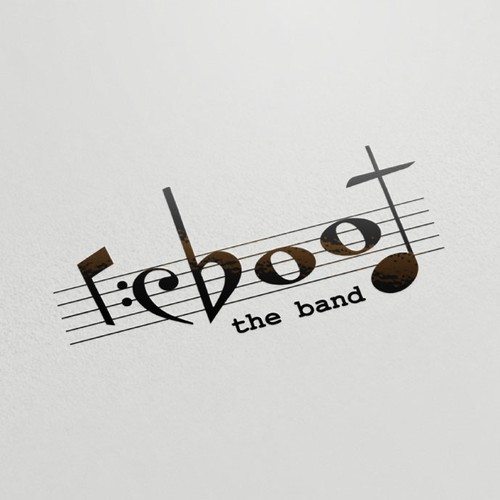 Create a logo for Reboot the band!