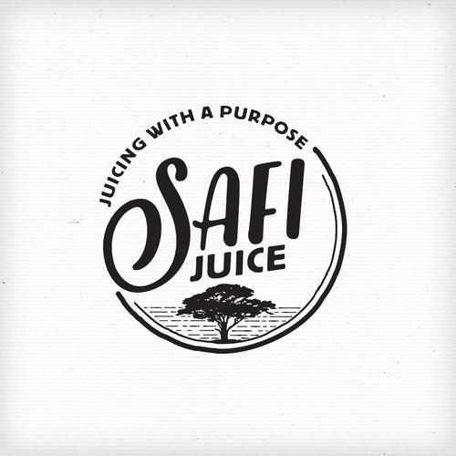 Logo for Safi Juice