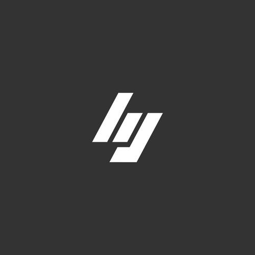 Bold Logo Concept of HG