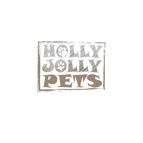 logo for a new pet company