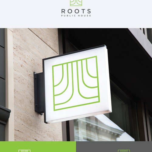 Unique concept for roots restaurant