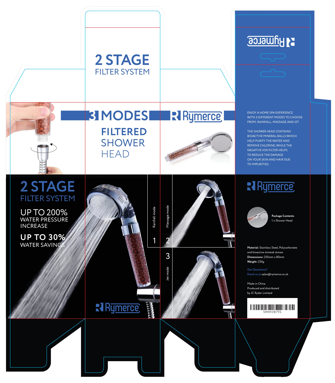 Premium packaging for Rymerce