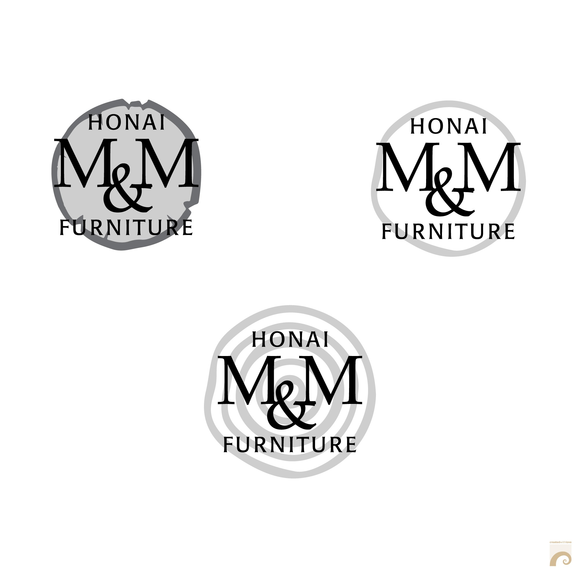 Logo for furniture manufacturer.