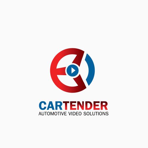 Logo for an automotive marketing company