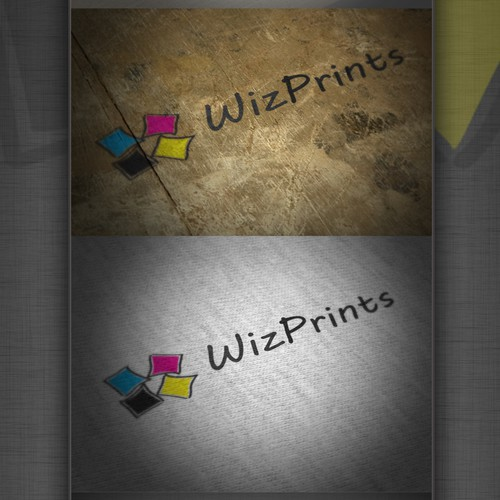 New logo wanted for WizPrints