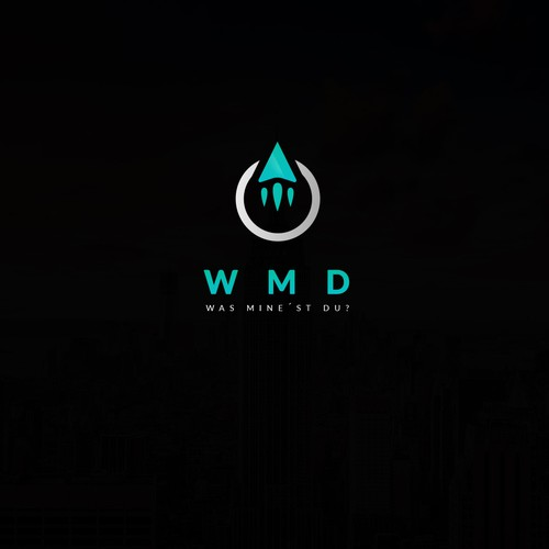 "We need your creativity | LOGO for ""Was mine´st Du?"" 