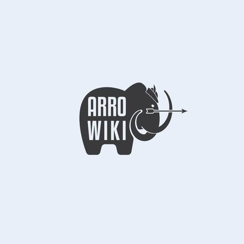 Logo for ArroWiki