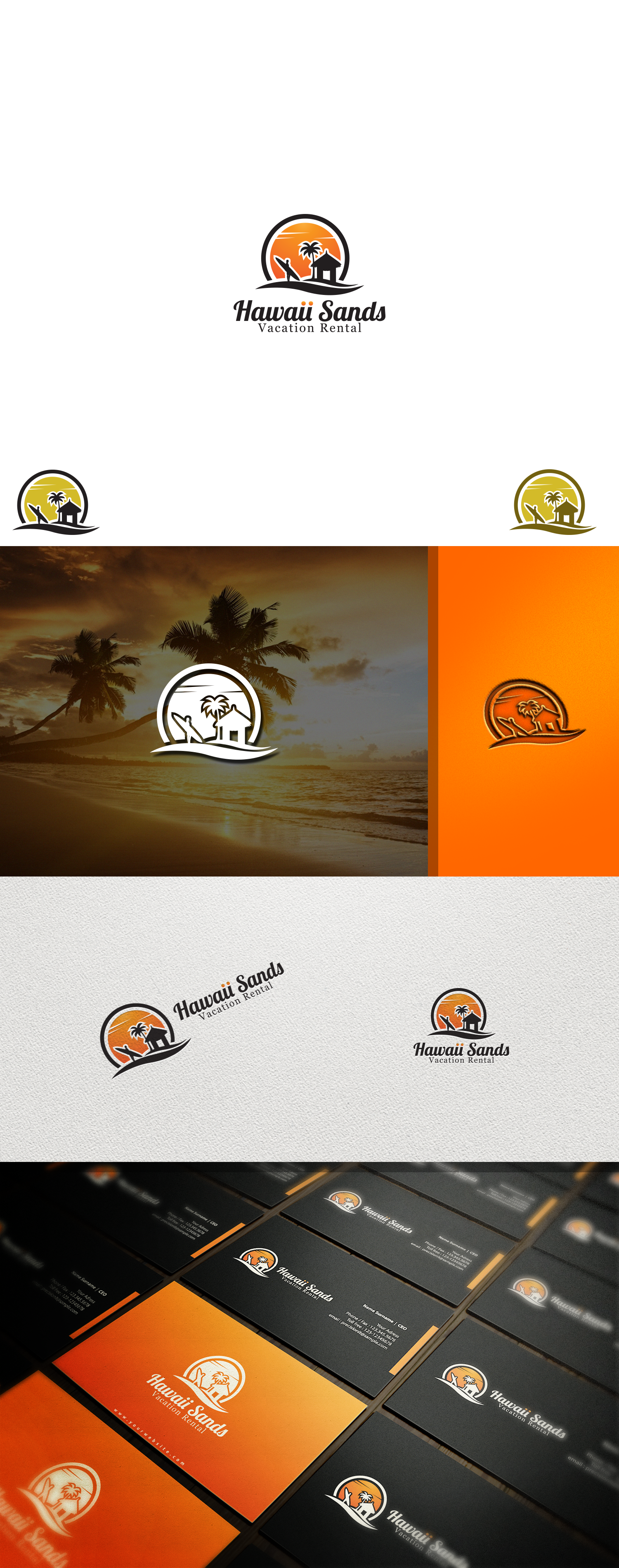 What logo would convince you to 'stay with us and play with us' in HAWAII?