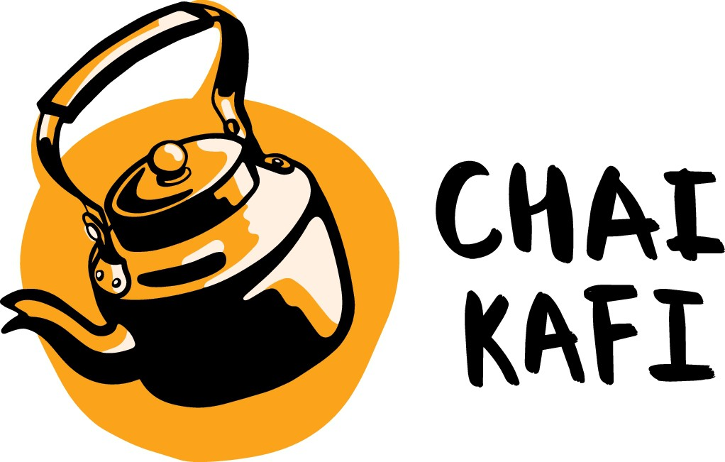 Design a creative logo for a company catering Indian chai (incorporate from attached images)