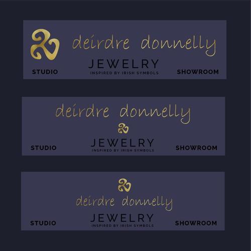 Design for High End Celtic Jewellery Studio