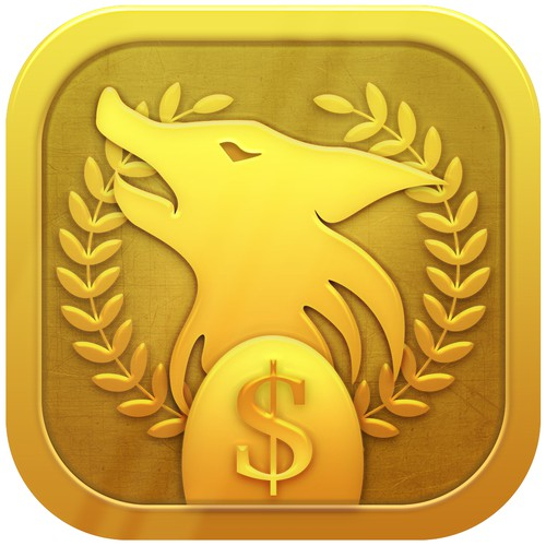 Icon for stock app