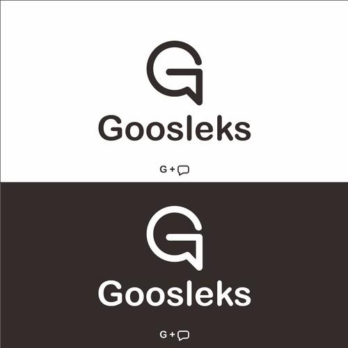 Logo concept for Goosleks