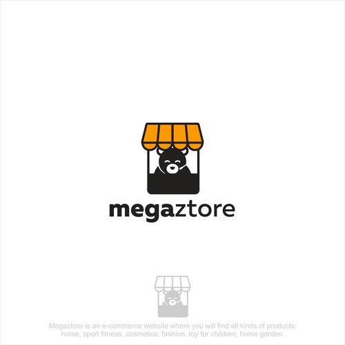 Logo for megaztore