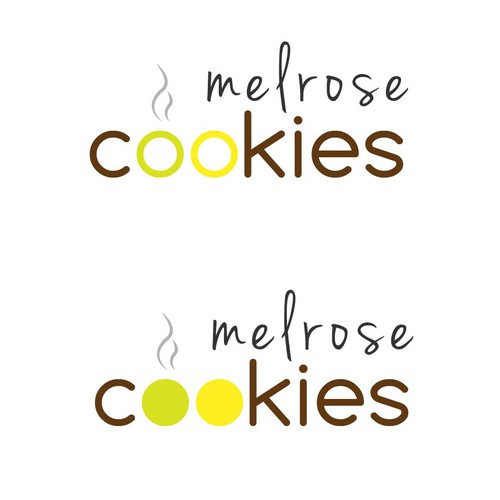 Logo concept for cookies shop.