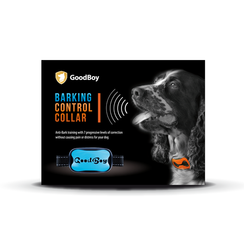 Barking Control Collar