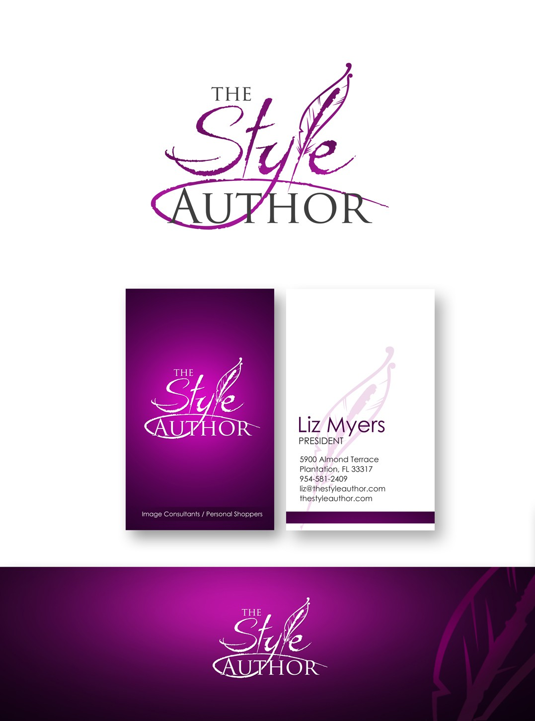 New logo wanted for The Style Author