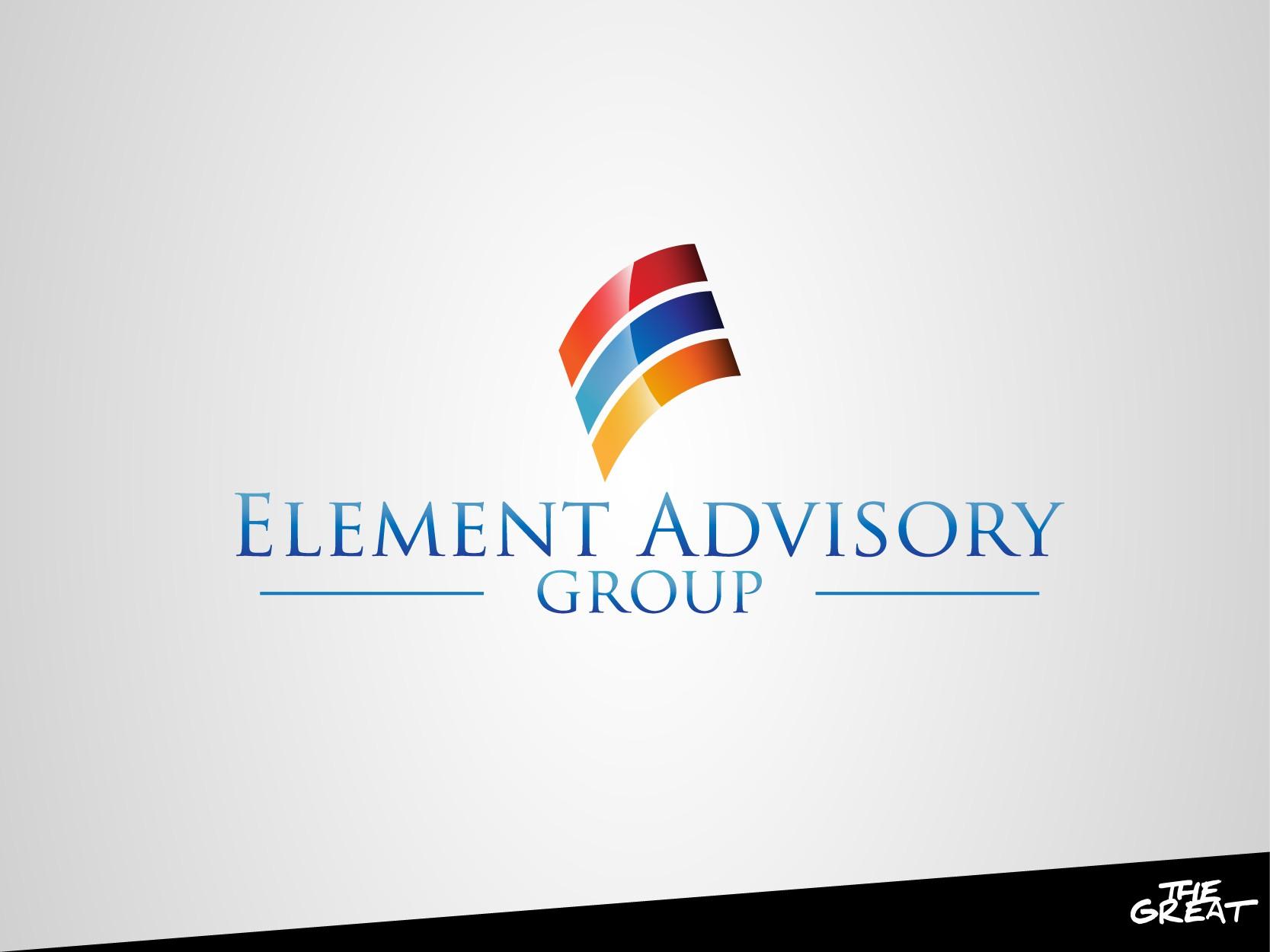 Create the next logo for Element Advisory Group