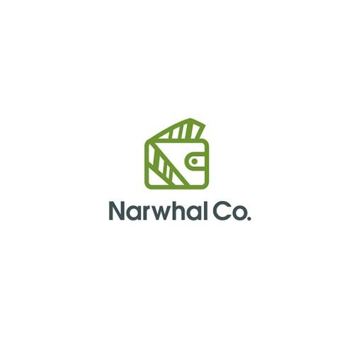 Logo Design for Narwhal Co.