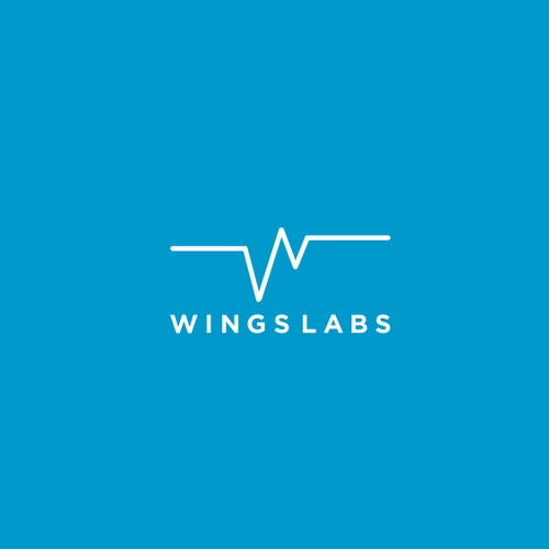 """logo for """"Wings Labs"""" - should reflect quality, innovation, simplicity and sleek designs"""