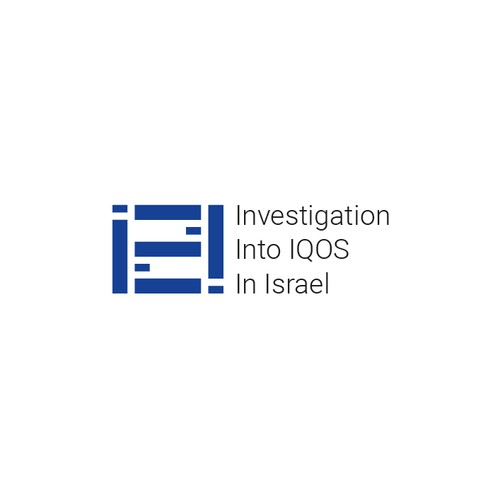 Logo for the Investigation Into IQOS In Israel