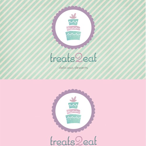 logo design for dessert business
